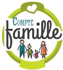 COMPTE FAMILLE – RÉSERVATIONS DES SERVICES