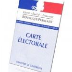 Résultats élection municipale du 15 mars 2020