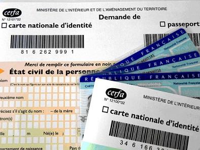 Nouveau dispositif de délivrance des cartes d'identité