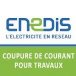 Coupures de courant Enedis